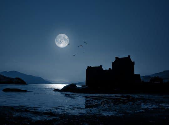 5 endroits en Écosse pour apercevoir un fantôme
