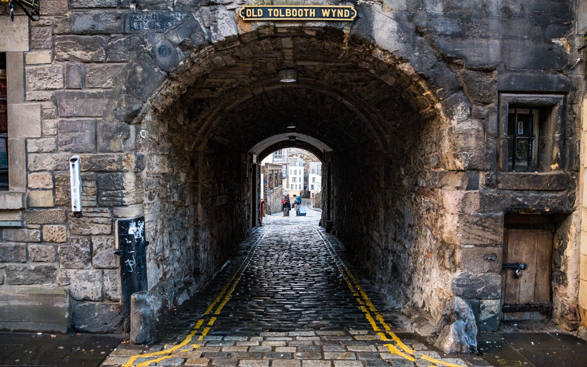 Podcast : Se perdre dans Edimbourg