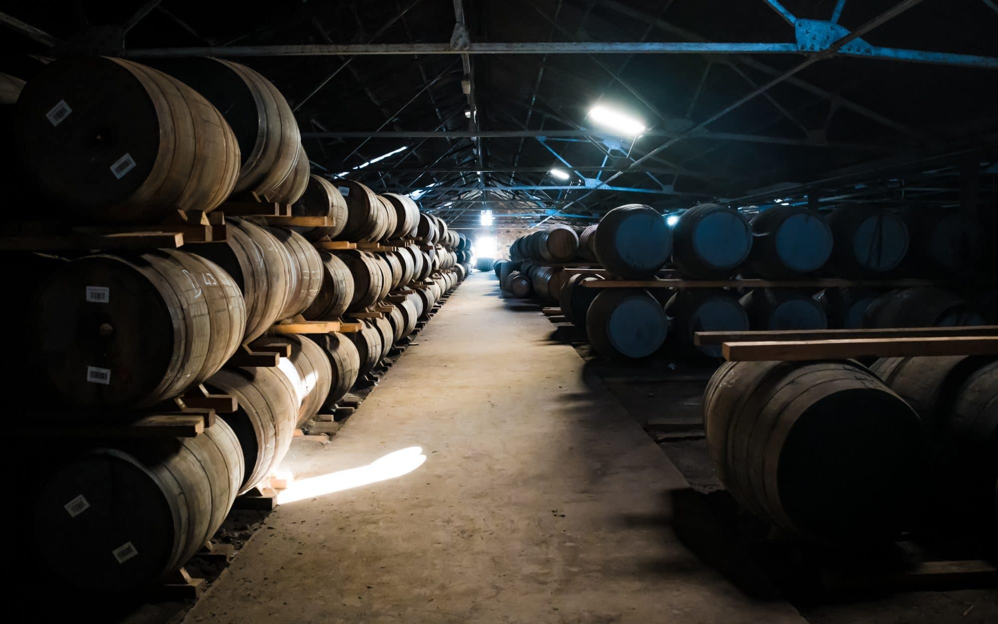 Scotch Whisky, la part des anges