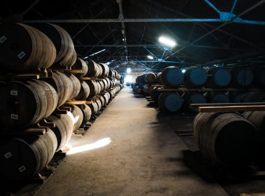 Scotch Whisky, la part des anges