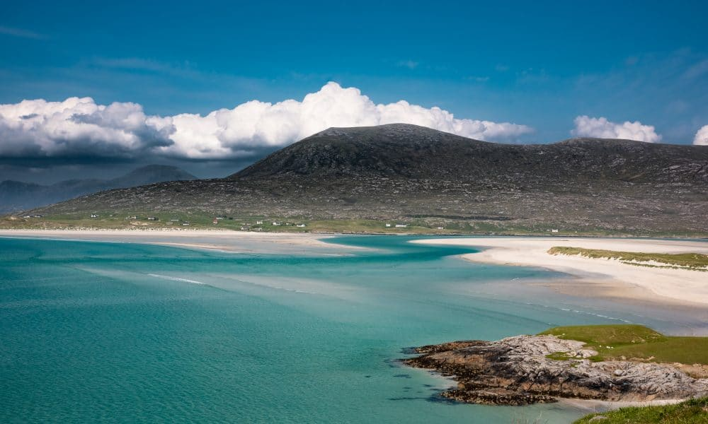 La plage de Luskentyre, un coin de paradis